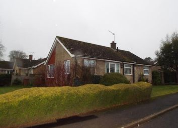 Thumbnail 2 bedroom bungalow for sale in Swaffham, Norfolk