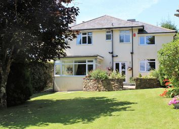 Thumbnail 5 bed detached house for sale in Reservoir Road, Elburton, Plymouth