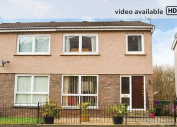 Thumbnail 3 bed semi-detached house for sale in Bellwood Street, Shawlands, Glasgow