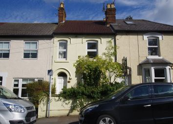 Thumbnail Terraced house for sale in Clifton Street, Swindon