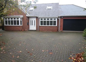 Thumbnail 4 bed detached house to rent in Springwell Road, North End, Durham