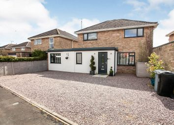 Thumbnail 5 bed detached house for sale in Clover Road, Market Deeping, Peterborough