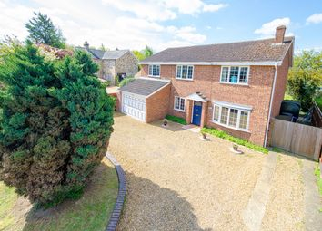 Thumbnail 4 bedroom detached house for sale in Frog End, Shepreth