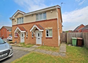 2 bed semi-detached house for sale in Bratton Drive, Bestwood, Nottingham NG5
