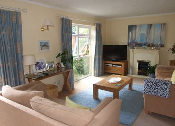 Thumbnail 4 bedroom detached house for sale in Station Road, Woburn Sands