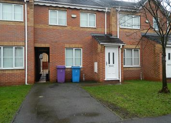 Thumbnail 3 bed terraced house to rent in Crossford Road, Liverpool