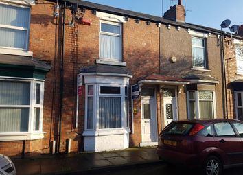 Thumbnail 2 bedroom terraced house to rent in Bell Street, Middlesbrough
