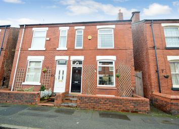 Thumbnail 3 bedroom semi-detached house for sale in Winifred Road, Heaviley, Stockport, Cheshire