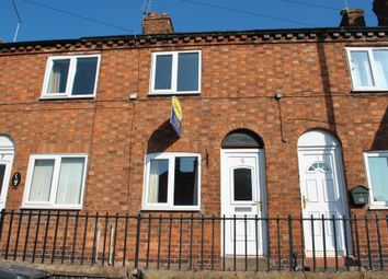 Thumbnail 1 bed terraced house to rent in Chester Road, Whitchurch, Shropshire