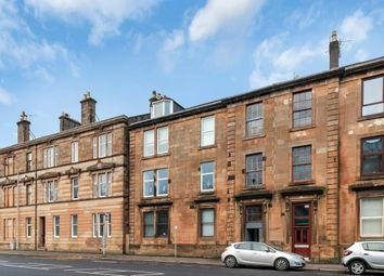 Thumbnail 3 bed flat for sale in Brougham Street, Greenock, Inverclyde
