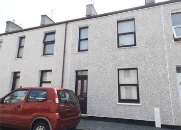 Thumbnail 2 bed terraced house for sale in Margaret Street, Caernarfon, Gwynedd