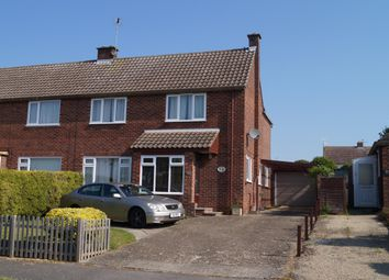 Thumbnail 4 bed property to rent in Albemarle Road, Bury St. Edmunds