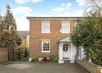 Thumbnail 3 bed semi-detached house for sale in Straight Road, Old Windsor, Berkshire