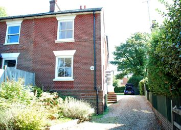 Thumbnail 1 bed semi-detached house to rent in 39 Western Road, Newick