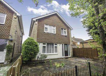 Thumbnail 3 bed detached house for sale in Fieldgate Road, Luton, Bedfordshire, Challney