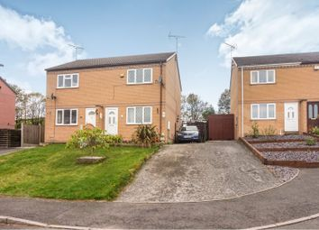 Thumbnail 2 bed semi-detached house for sale in Dale View, Alfreton