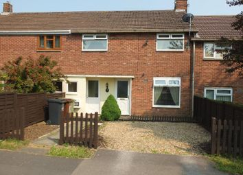 Thumbnail 3 bed terraced house to rent in Ashley Avenue, Corby