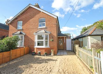 Thumbnail 4 bed semi-detached house for sale in Alpha Road, Chobham, Woking, Surrey