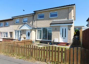 Thumbnail 2 bed terraced house for sale in Wood View, Shotts