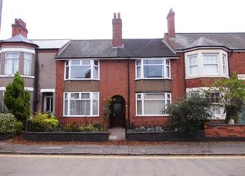 Thumbnail 2 bedroom terraced house to rent in Lawford Road, Rugby