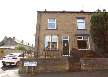 Thumbnail 4 bed terraced house for sale in Melbourne Street, Farsley, Pudsey, West Yorkshire