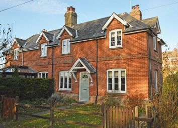 Thumbnail 2 bed cottage to rent in The Dene, Ropley, Alresford