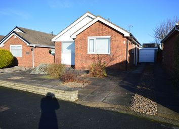 Thumbnail 3 bed bungalow for sale in Wooldale Drive, Filey