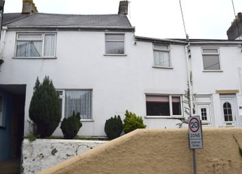 Thumbnail 3 bed terraced house for sale in Railway Terrace, Bideford