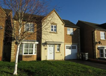 Thumbnail 4 bed property to rent in Chepstow Road, Corby
