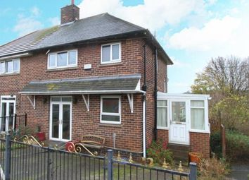 Thumbnail 2 bed semi-detached house for sale in Seaton Crescent, Sheffield, South Yorkshire