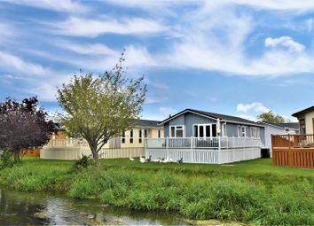 Yarwell Mill, Yarwell, Peterborough PE8. 2 bed mobile/park home for sale