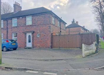 Thumbnail 3 bed semi-detached house for sale in Garratt Street, West Bromwich, West Midlands