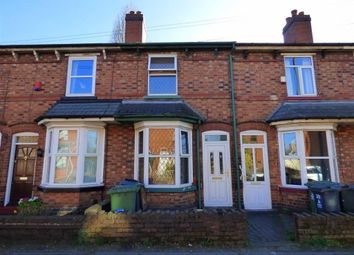 Thumbnail 2 bedroom terraced house for sale in Wellington Place, Willenhall, West Midlands