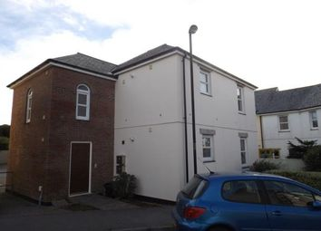 Thumbnail 2 bed flat for sale in Camborne, Cornwall