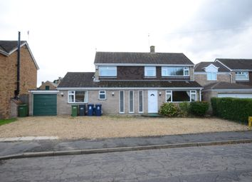Thumbnail 4 bedroom property to rent in Vicarage Close, Holme, Peterborough