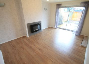 Thumbnail 3 bedroom bungalow to rent in Cuffley Close, Luton