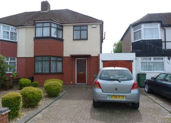Thumbnail 3 bed semi-detached house for sale in Fullwell Avenue, Clayhall