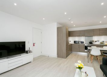 Thumbnail 1 bed flat to rent in Jacks Farm Way, London