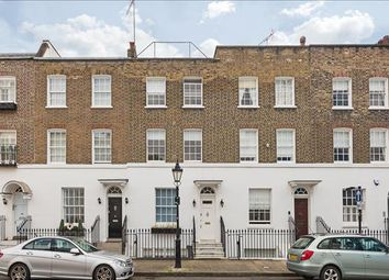 Thumbnail 3 bed terraced house to rent in Montpelier Place, Knightsbridge, London