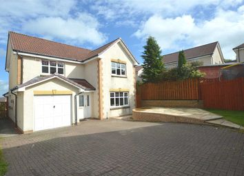 Thumbnail 4 bed detached house for sale in Redwood Close, Hamilton