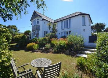 Thumbnail 3 bed detached house for sale in Seaward Side, Carbis Bay, Cornwall