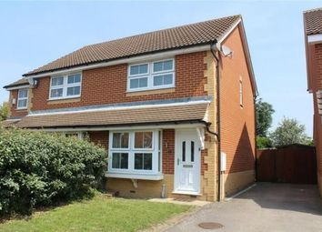 Thumbnail 2 bed semi-detached house to rent in Mason Drive, Harold Wood, Romford