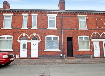 Thumbnail 2 bed terraced house for sale in Cornes Street, Joiners Square, Stoke-On-Trent