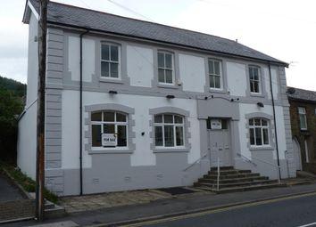 Thumbnail 4 bed link-detached house for sale in Baglan Street, Treherbert, Rhondda, Mid Glamorgan
