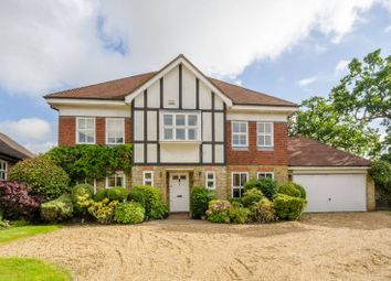 Thumbnail 5 bedroom property for sale in Althorp Close, Arkley