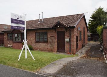 Thumbnail 2 bed semi-detached bungalow to rent in LL29, Colwyn Bay, Borough Of Conwy