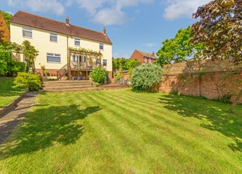 Thumbnail 5 bed detached house for sale in Collett Road, Ware