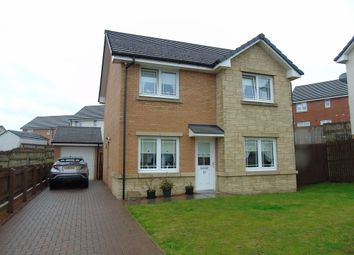 Thumbnail 3 bed detached house for sale in Clements Drive, Crystal Park, Clarkston, Airdrie