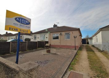 Thumbnail 2 bedroom property for sale in Fir Copse Road, Purbrook, Waterlooville