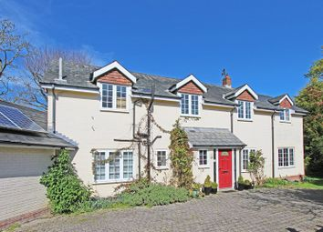 Thumbnail 5 bed detached house for sale in Valeview Park, Crabbswood Lane, Sway, Lymington